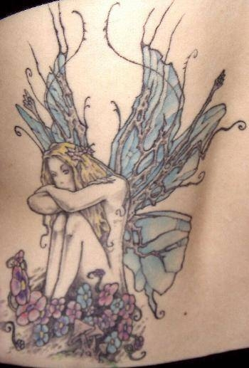 Fairy tattoo meaning yahoo