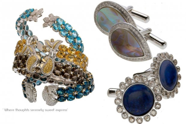 Payal Pittie 2011 Jewelry Collection