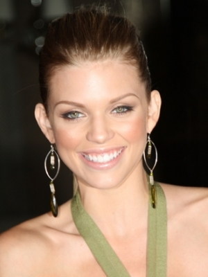 AnnaLynne McCord Celebrity Style Long Earrings