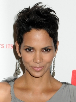 Halle Berry Celebrity Style Long Earrings