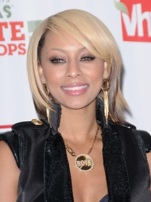 Keri Hilson Celebrity Style Long Earrings