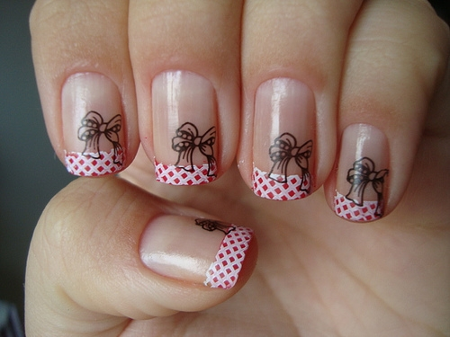 Check out the girly nail art designs below to keep your nails in the best  shape and condition and more take advantage of the effect these can have on  your ... - WORLD BEAUTY CENTER: Girly Nail Art Designs