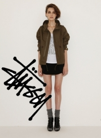 Stussy Spring/ Summer 2011 Women Collection