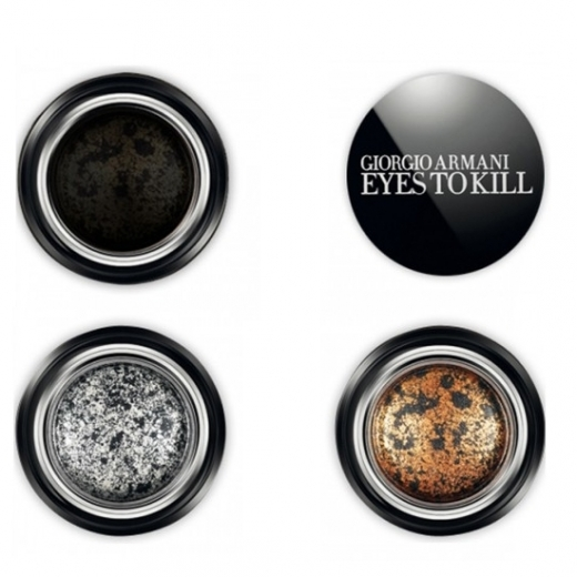 Eye To Kill Eyeshadows Giorgio Armani Gold Rush 2010