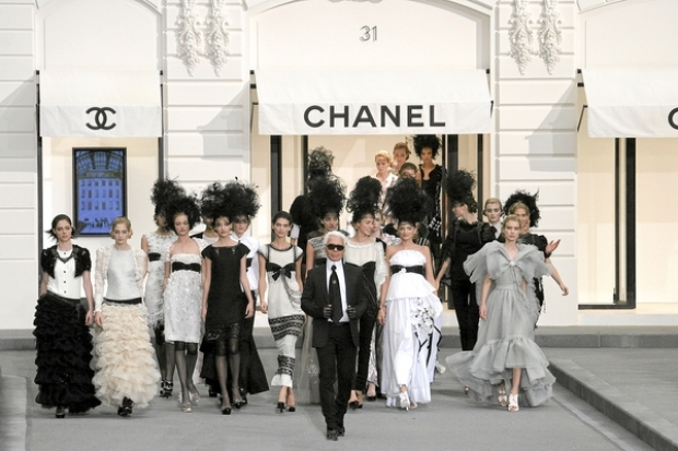 Blake Lively for 2011 Chanel Ad Campaign