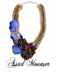 Assad Mounser Winter 2010 Jewelry Collection