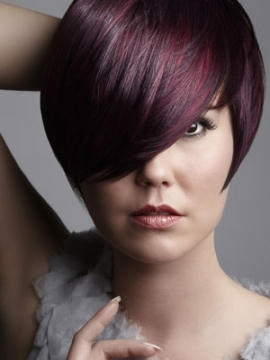 Bold Hair Color by Abacus