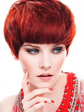 Bold Hair Color by Herbert of Liverpool
