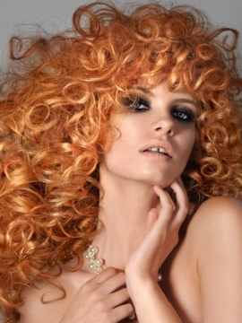 Bold Hair Color by Royston Blythe