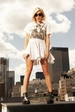 Chloe Sevigny for Opening Ceremony Resort 2011 Lookbook