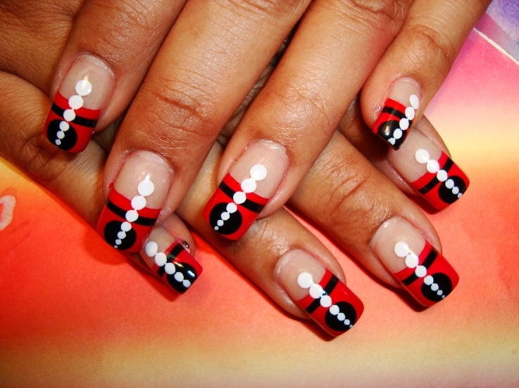New years eve party nail designs makeup tips and fashion new years eve party nail designs prinsesfo Image collections