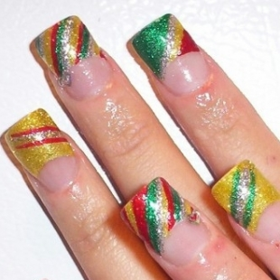 new years eve party nail designs  makeup tips and fashion