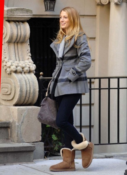 blake lively uggs