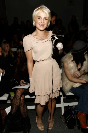 Kelly Osbourne 2011 Fashion Collection