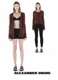 T by Alexander Wang 2011 Resort Lookbook