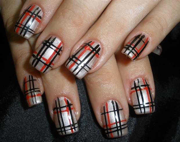 Trendy nail art designs following the evolution of nail art makes it obvious that there are actually no limits when it comes to the selection of the desired artful pattern prinsesfo Images