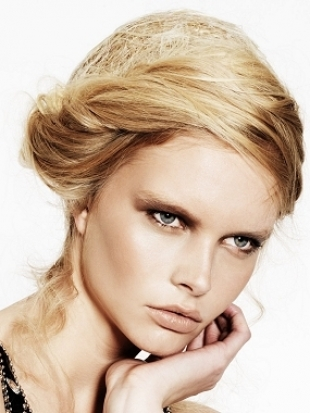 loose updo by paterson sa thumb Fabulous Updo Hairstyles for 2011