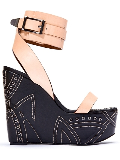 Barbara Bui Spring/Summer 2011 Wedges