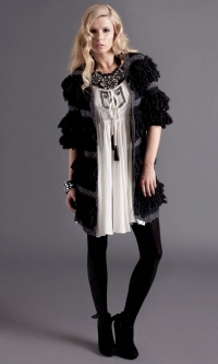 Miss Selfridge Winter 2010/2011 Lookbook