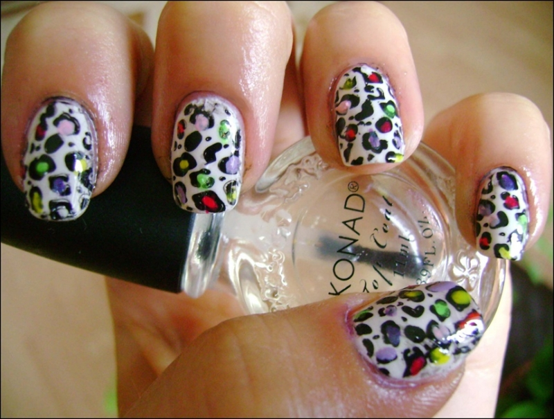 Nail Designs Animal Print Nail Art Designs