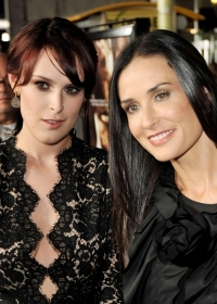 Rumer Willis is Badgley Mischka's New Face