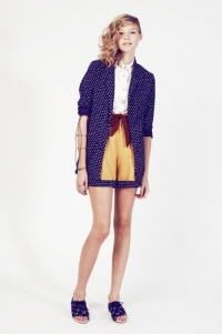 Samantha Pleet Spring 2011 Lookbook