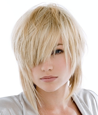 medium length choppy hairstyles. Best 2011 Medium Length