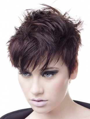 short hair trends 2011. in 2011 pixie short hair