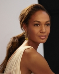 Joan Smalls Was Named Estée Lauder's New Face