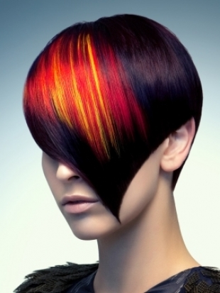 2011 Multi Tone Hair Color Ideas