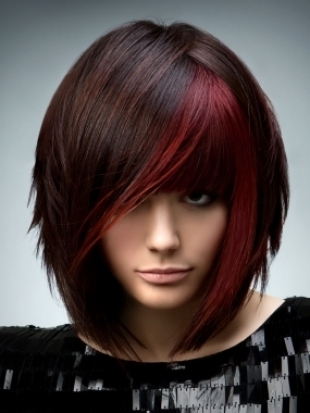 Dark Hair Color Ideas 2011. Hair by Web Collections