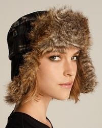 Trapper Hat Winter Trend