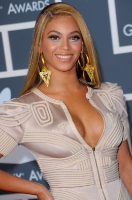 Beyonce Makeup 2010 Grammy Awards