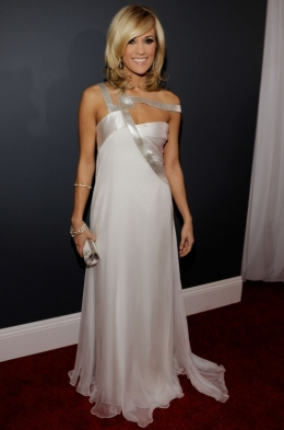 Carrie Underwood 2010 Grammys