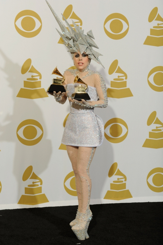 2010 Grammy Awards Celebrity Fashion
