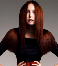Stylish Red Hair Color Hairstyles