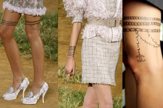 Chanel Tattoos