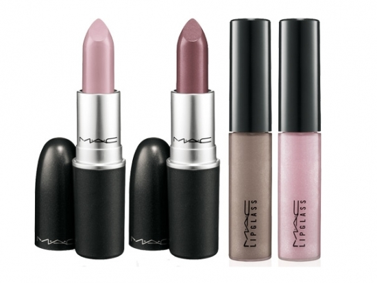 MAC Love Lace Collection Lipstick Lipglass
