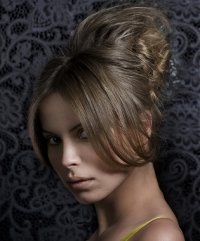Pulled Back Hairstyles Ideas