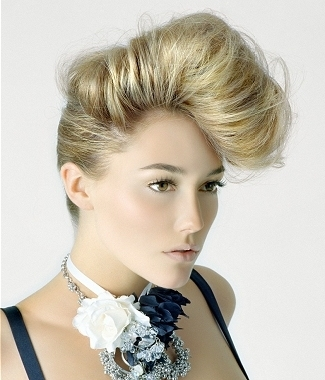 carrie underwood hairstyles prom. Pompadour - Carrie Underwood