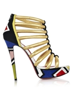 Christian Louboutin Ulona 140 Sandals