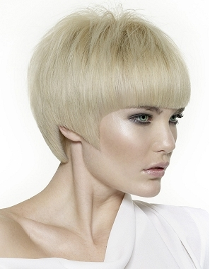 Fabulous Short Blunt Bangs Haircut Ideas Short Hairstyles Gunalazisus