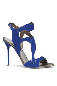 Sergio Rossi Spring 2010 Shoes