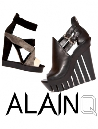 Alain Quilici Spring 2010 Shoes