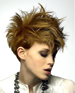 haircuts with color textured hair styles 1812