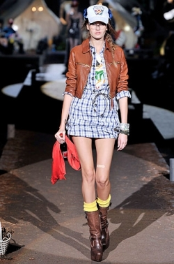 Dsquared2 Spring Summer 2010