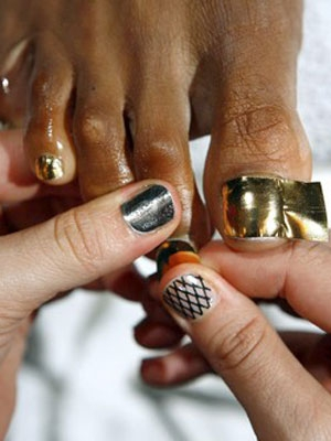 Minx Nails - Hot Nail Trend for 2010|