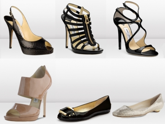 Jimmy Choo 24-7 Spring Collection