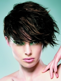 masculine hairstyles for women