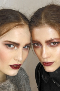 Grunge Makeup Trends Fall 2010